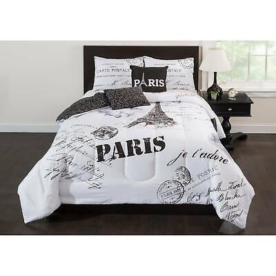 Casa Paris J'Adore 5-Piece Bedding Comforter