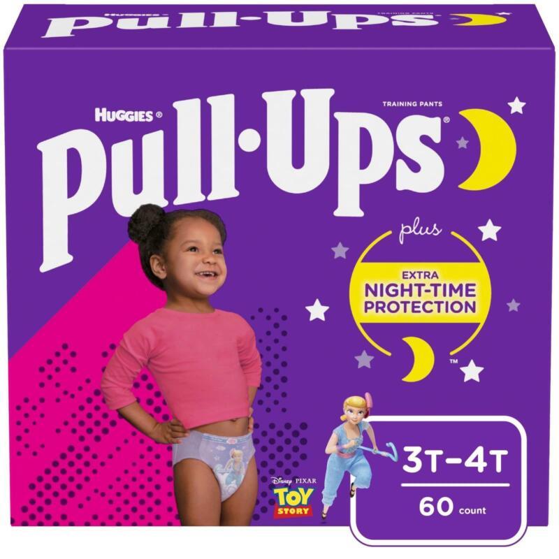 Huggies Pull-Ups Girls