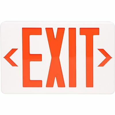 Tatco Signs - Tatco LED Exit Sign with Battery Back-Up (tco-07230) (tco07230)