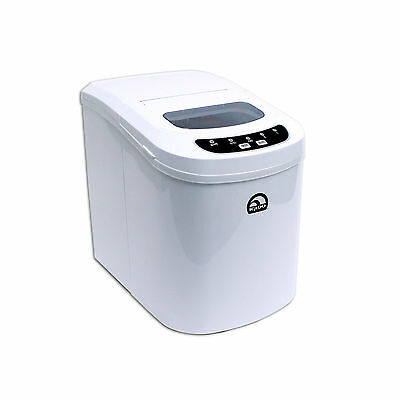 Reviews On Igloo Countertop Ice Maker : Igloo Portable Countertop Ice Maker in White WITH FREE SHIPPING eBay