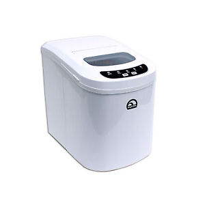 Igloo-Portable-Countertop-Ice-Maker-in-White-WITH-FREE-SHIPPING