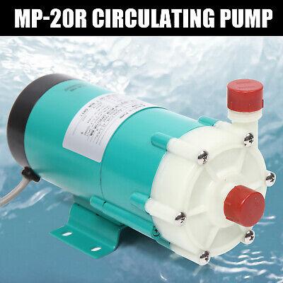 Magnetic Drive Water Pump Mp-20r Circulating Water Pump Liquid Delivery Pump 110