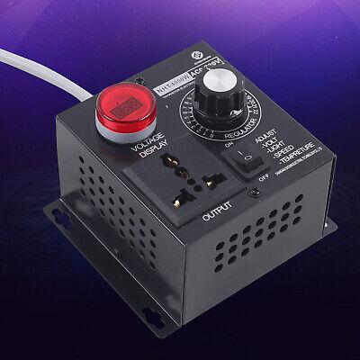Voltage Regulator Voltage Stabilizer 9a Power Supply Adjustable Ac 110v