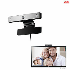 Lg skype tv camera an vc400 smart tv web camera lm9600 for Camera tv web