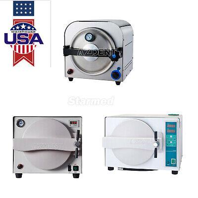 18l Dental Vacuum Steam Sterilizer Autoclave Medical Sterilization Lab Equipment