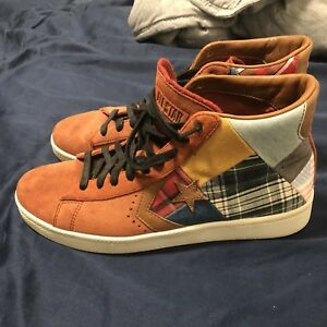 10.5 Stussy NYC  X Converse Pro Leather (Extremely Rare)