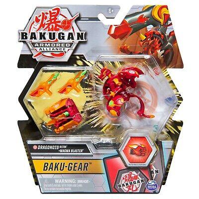 Bakugan S2 Ultra Armored Alliance, Pyrus Dragonoid with Transforming Baku-Gear