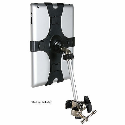 Talent iClaw Mic or Music Stand Holder for Apple iPad