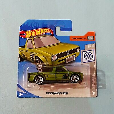 Hot Wheels 2019. Volkswagen Caddy. New Collectable Toy Model Car. Short Card.