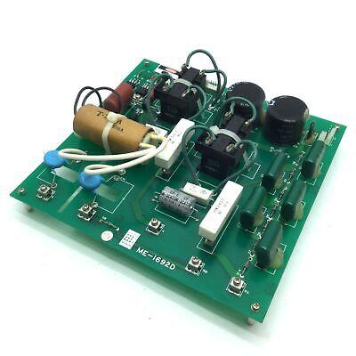 Unitek Miyachi Me-1692d System Board For Lw100 Yag Welding Laser