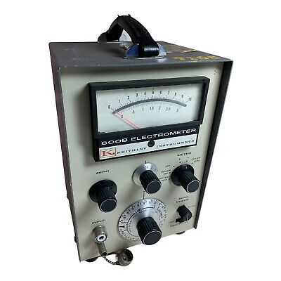 Keithley Instruments 600b Electrometer Vintage