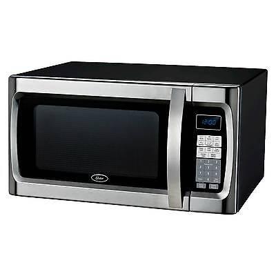 Oster 1.3 Cu. Ft. 1100 Watt Microwave Oven - Black OGZF1301