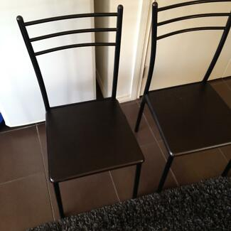 dining table and chairs dining chairs gumtree australia darebin