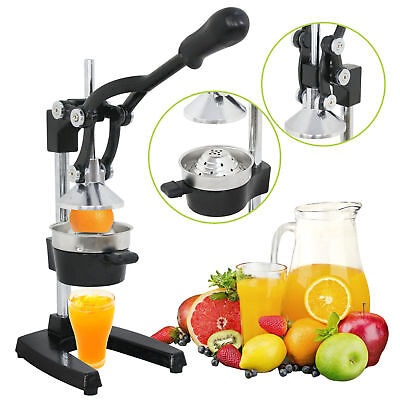 Stainless Steel Manual Juice Press Lemon Fruit Manual Squeezer Liquidzer Machine
