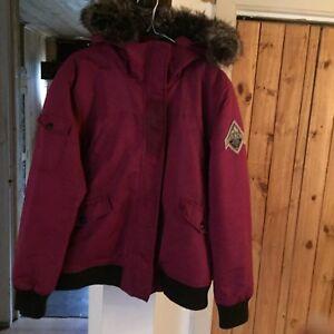 Manteau hiver Beaver Canoë