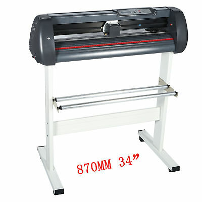 Artcut 870mm Cutting Plotter Vinyl Cutters Sign 34 Maker Crafts Industry Craft
