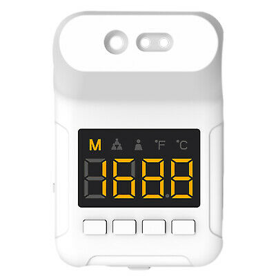 K3x Automatic Wall-mounted Non-contact Forehead Thermometer Infrared Us