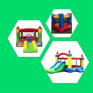 BOUNCY CASTLES FOR RENT STARTING AT $40