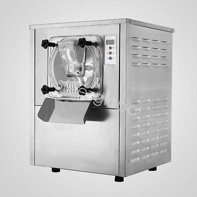Commercial Frozen Hard Ice Cream Machine 1400w 110v 10-20 Lh Ice Cream Maker