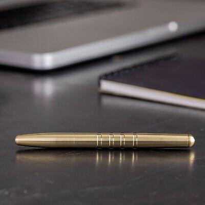 Machine Era Co Original Brass Pen