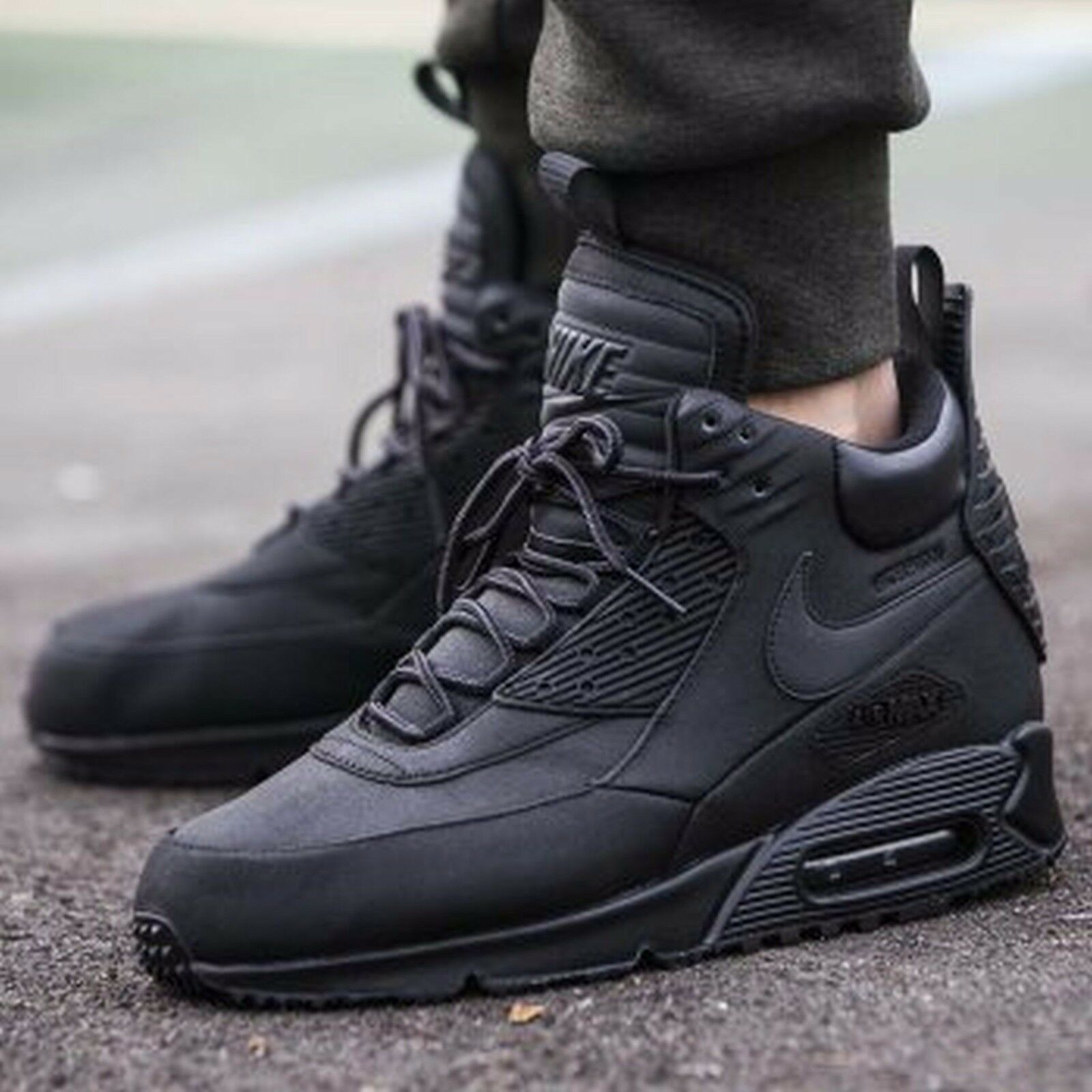 Nike Footwear Air Max 90 Sneakerboot Ice Black
