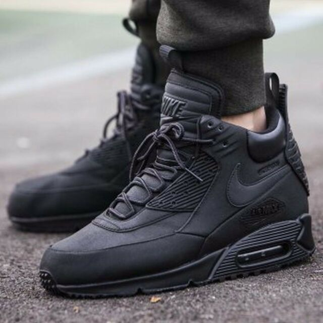 air max 90 sneakerboot winter