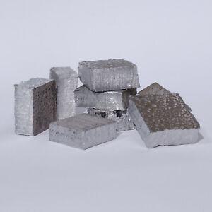 191g (6.75oz) Pure Cobalt Metal Electrolytic Cathode 99.98416%  Element Sample