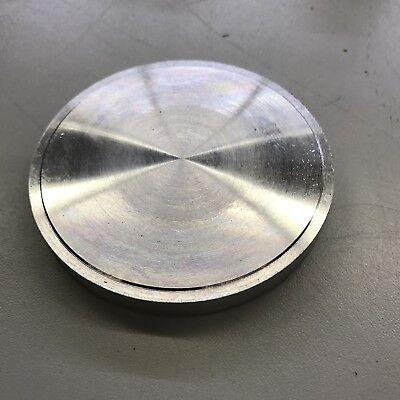 Almgsi 1 1x material Aluminium Alu Round Ø 140 mm 18,4 mm wide V-121