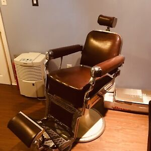 50's Barber  Chair