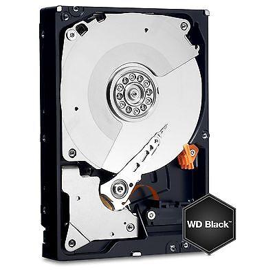 """WD 2TB Black SATA 6GB/s 7200RPM 64MB 3.5""""  Internal Hard Dri"""