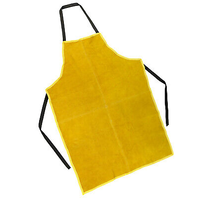 Cowhide Leather Apron Safety Clothing Welders Blacksmith Metal Worker