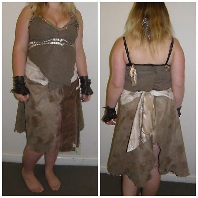 Game of Thrones Daenerys Targaryen, Dothraki Khaleesi costume
