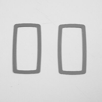 DMT MERCURY 70-71 Cyclone Turn Signal Parking Light Gaskets Gasket Set in Grille