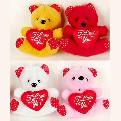 Happy Valentines Day Teddy Bear Valentines Gift Mothers Day Dia de San Valentin