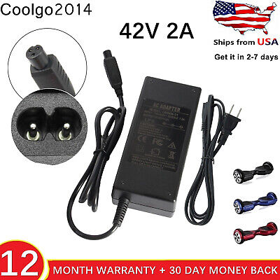 Parts & Accessories - Scooter Charger on