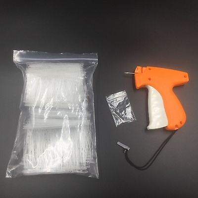 Garment Clothing Price Label Tagging Tag Tagger Gun With 2000 2 Barbs 1 Needle