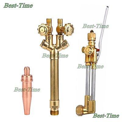 Heavy Duty Acetylene Oxygen Cutting Welding Torch Tool 300 Series