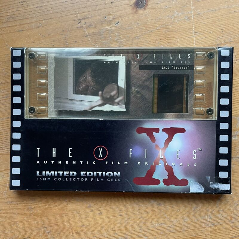 The Xfiles 35mm Film Cel Squeeze #56002