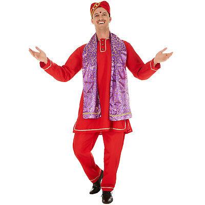 Herrenkostüm Inder Kostüm Männer Karneval Fasching Halloween Indien Kurta -