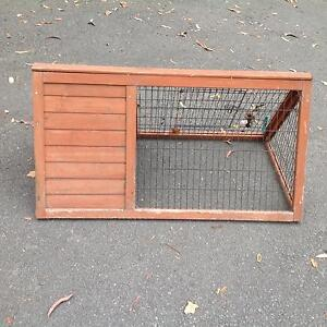 Rabbit / Guinea Pig Cage - FREE Bolwarra Maitland Area Preview