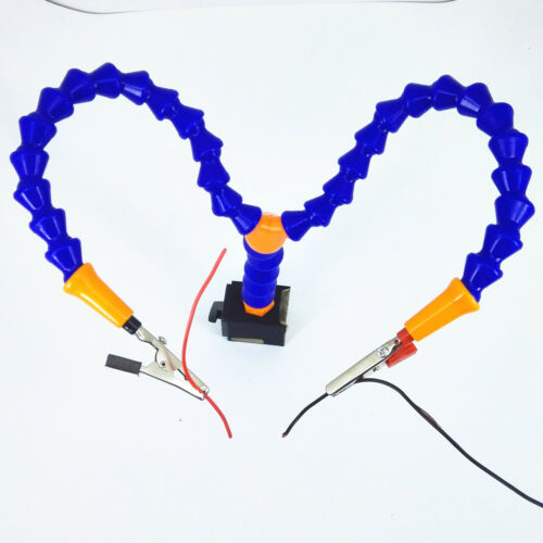 Magnetic,Third,Hand,Tool,DIY,Helping,Hands,Clamps,Soldering,Iron,Electronics