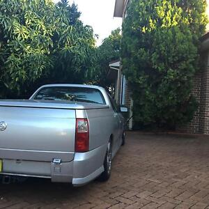 VY II Holden Storm Ute Caringbah Sutherland Area Preview