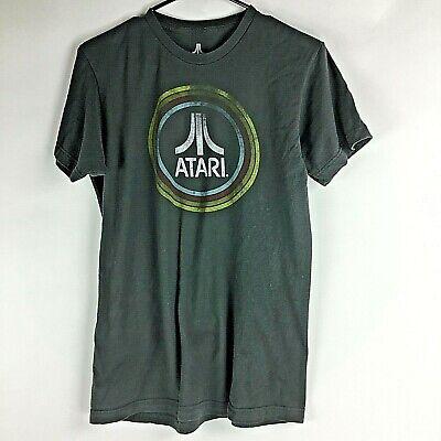 Atari Mens T Shirt Classic Logo Size M