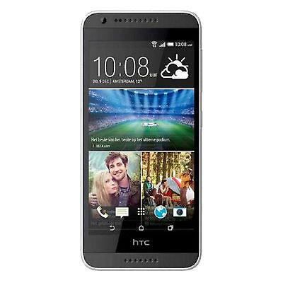 New HTC Desire 620G Dualsim 8GB Grey/Light Grey Trim Factory Unlocked 3G Simfree