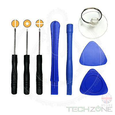Mobile Phone Opening 8 Tool Kit Screwdriver Set for iPhone 5C 5 5S SE 6 6S Plus