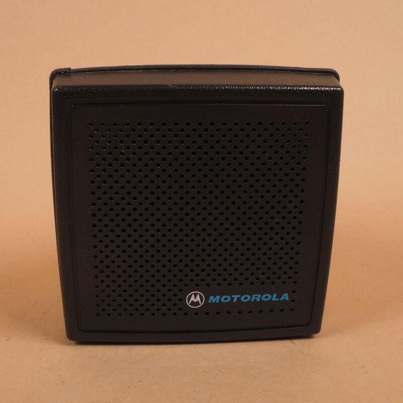 Motorola HSN1006A 6 Watt Amplified External Speaker for XTS/MTP Mobile Radio
