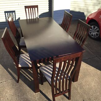 Dining table with 6 chairs Weston Weston Creek Preview