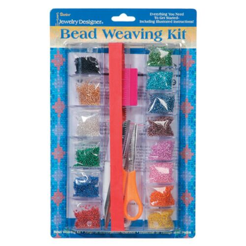 Bead Weaving Starter Kit by Darice 1100-99