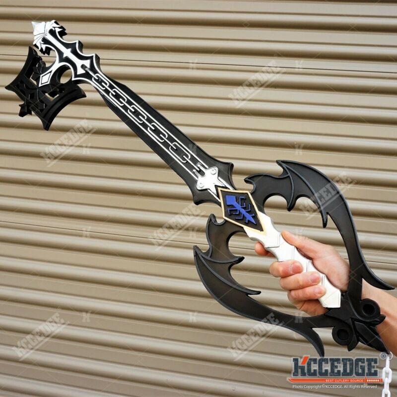 "34.5"" Kingdom Hearts Foam Oblivion Keyblade Cosplay Halloween Party Xmas Gift"
