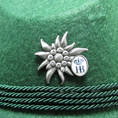 Edelweiss HB Oktoberfest Hat Pin